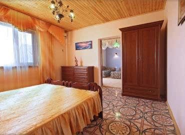 2-х комнатный Номер Люкс Sea Paradise